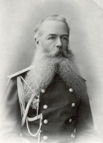 Muotokuva Alexander Järnefelt.