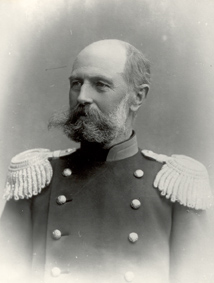Muotokuva Henrik W. Åkerman.