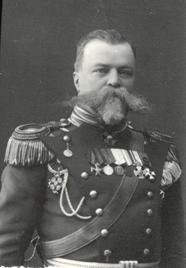 Muotokuva Arthur Spåre.
