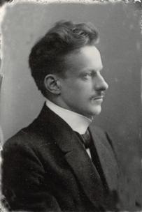 Muotokuva Albert von Hellens.