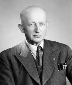 Muotokuva P. V. Heikkinen.