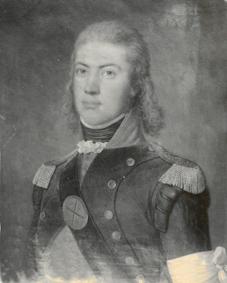 Muotokuva Gustaf Aminoff.