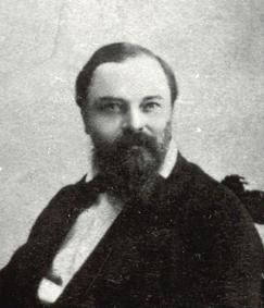 Muotokuva Johan August von Essen.